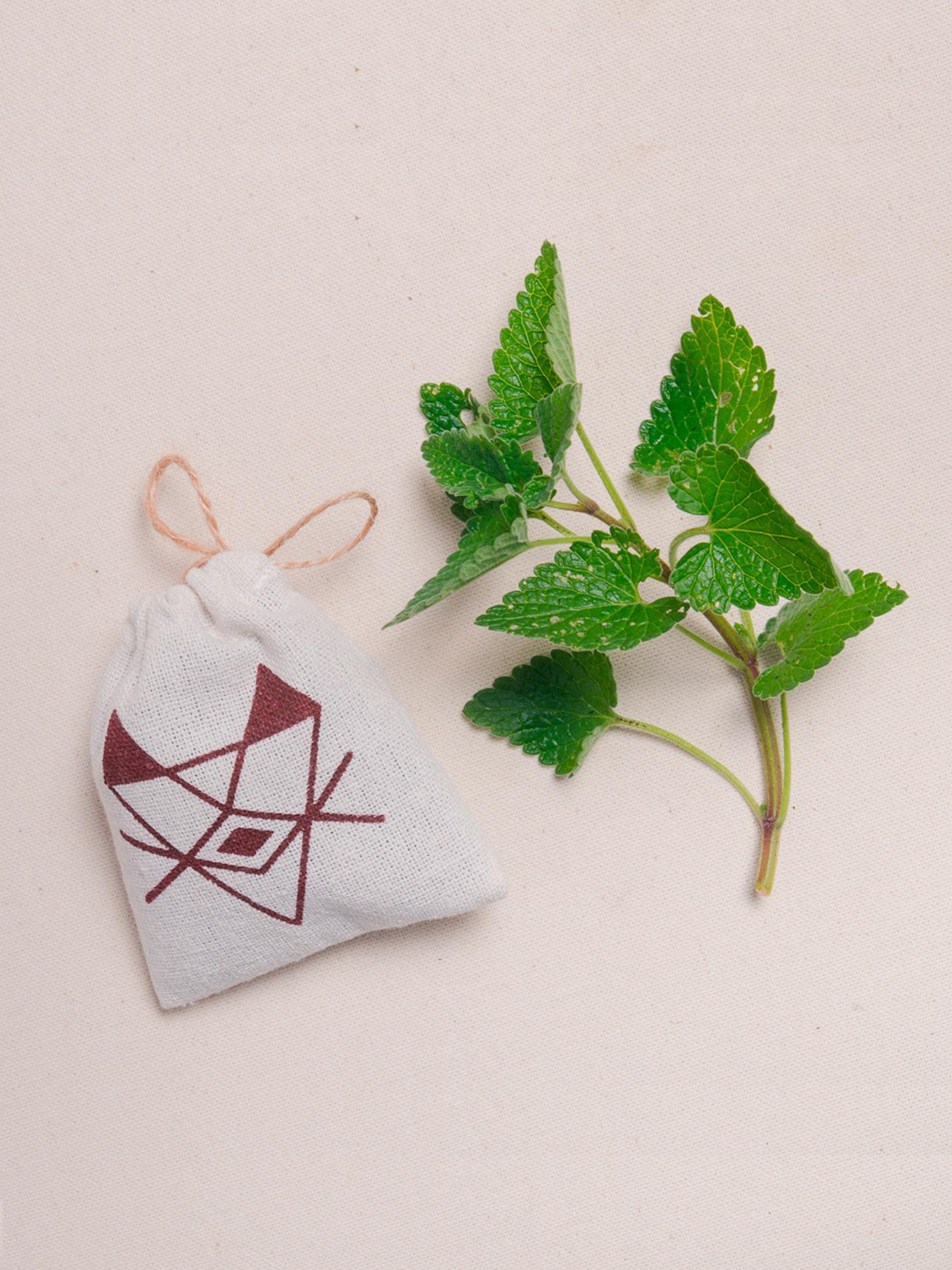 Saquito Herbal Gatuno