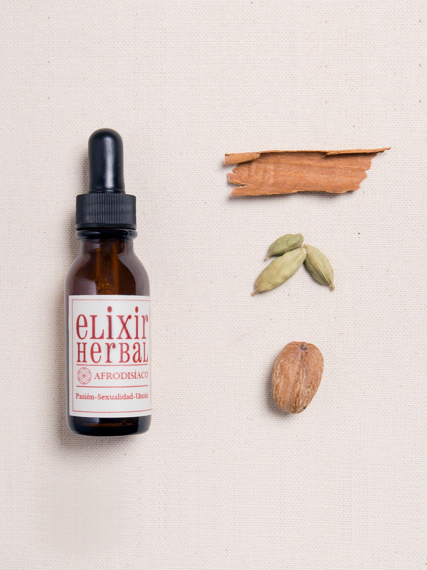 Elixir Afrodisíaco